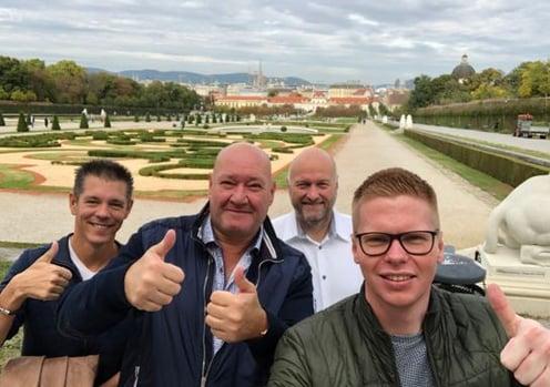 Wenen 2019 LV team