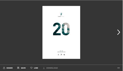 magazine Logic Vision 20 jaar