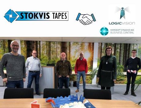 Geslaagde upgrade voor Stokvis Tapes