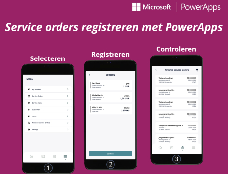 Wat is PowerApps?