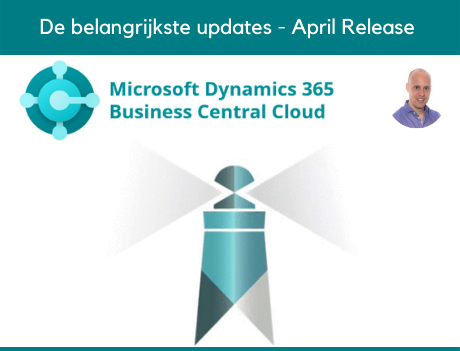 April '20 Release Microsoft Dynamics 365 Business Central
