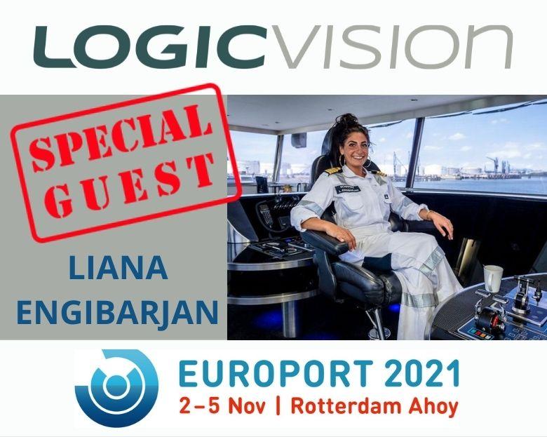 Special Guest op Europort 2021