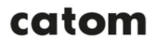 Catom logo kleur
