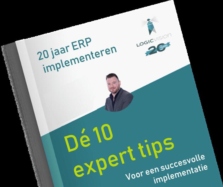 10 expert tips voor succesvolle erp implementatie