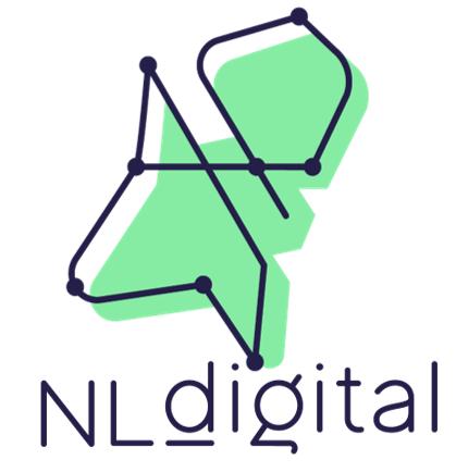 NL digital logo