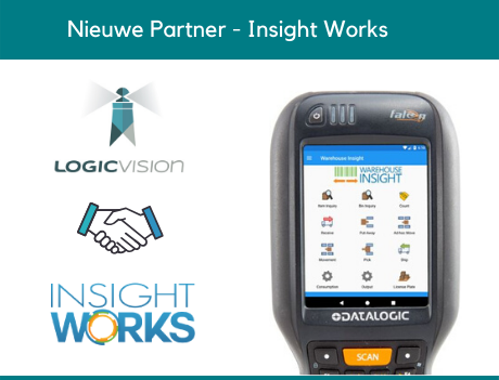 New partner: Insight Works