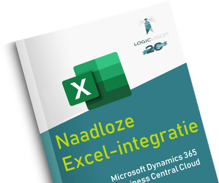 Naadloze Excel integratie Business Central Cloud
