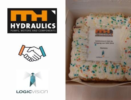 MH Hydraulics gemigreerd naar NAV 2018