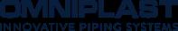 Omniplast logo kleur