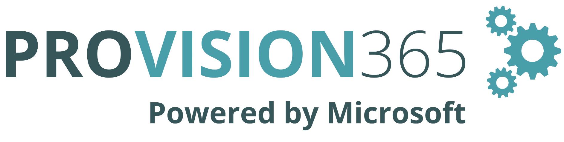 Provision 365 logo 2019