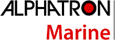 logo Alphatron Marine
